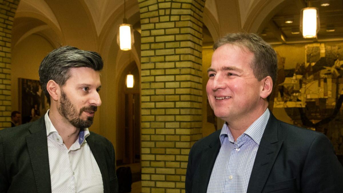 Tor Martin Johnsen og Sveinung Stensland