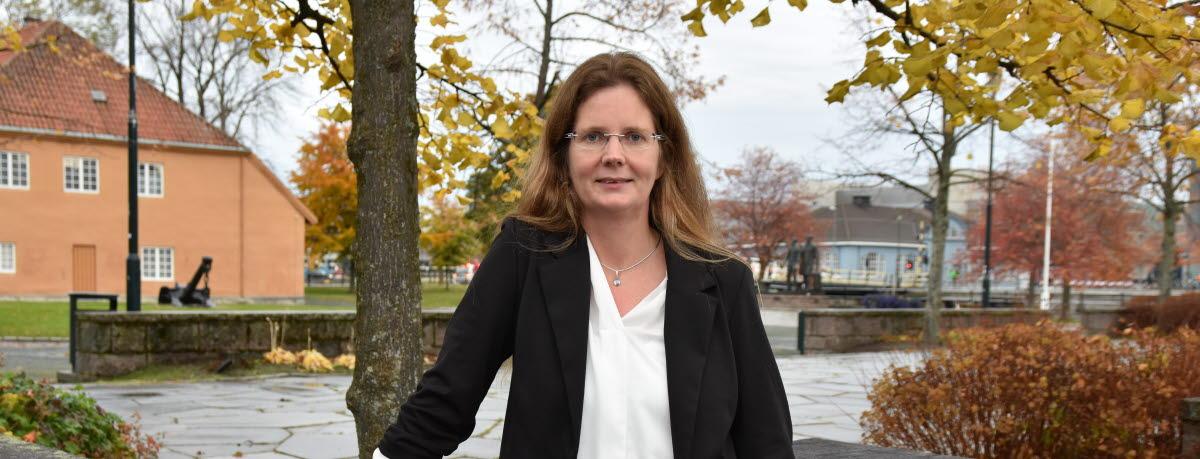 Anne Fasting, NTNU-stipendiat, overlege og spesialist i allmennmedisin