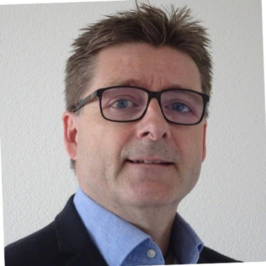 Bilde av Erik Skullerud, ny administrerende direktør i Nordic Nanovector