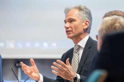 Bilde av viseadministrerende direktør i CEPI, Frederik Kristensen