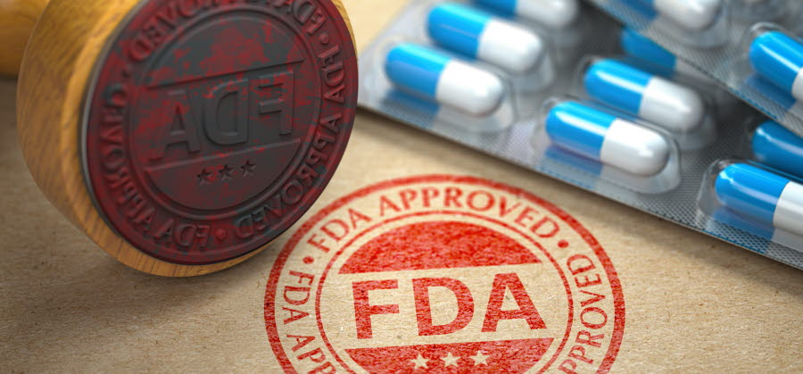 Illustrasjonsbilde av Food and Drug Administration (FDA) i USA