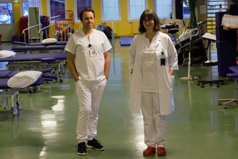 Sunnaas sykehus, rehab covid-19